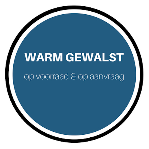 PSI warm gewalste buis