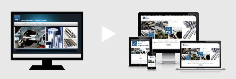 PSI lanceert nieuwe website