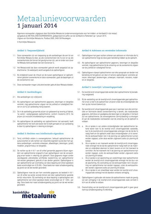 metaalunie-nl-voorwaarden 1a