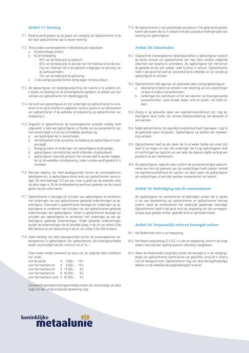 metaalunie-nl-voorwaarden 4 a